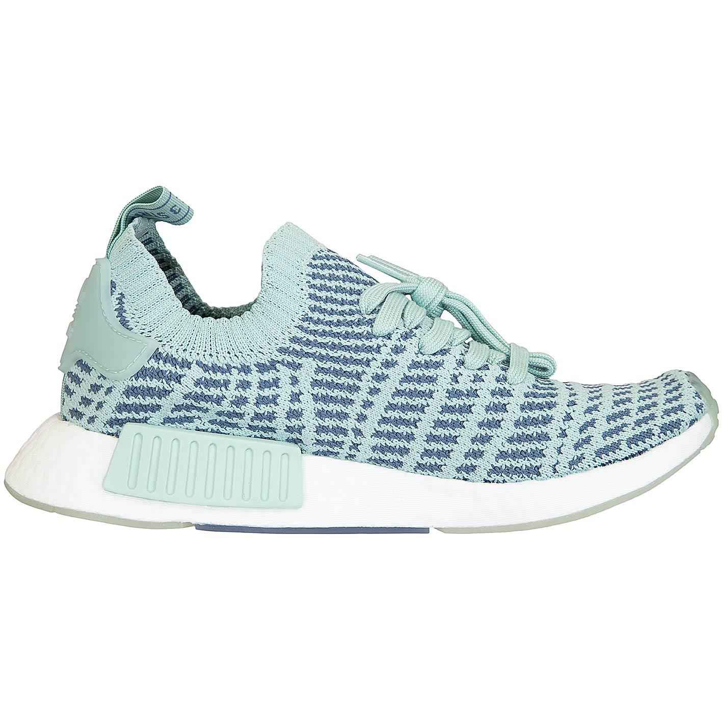 adidas damen grün sneaker nmd