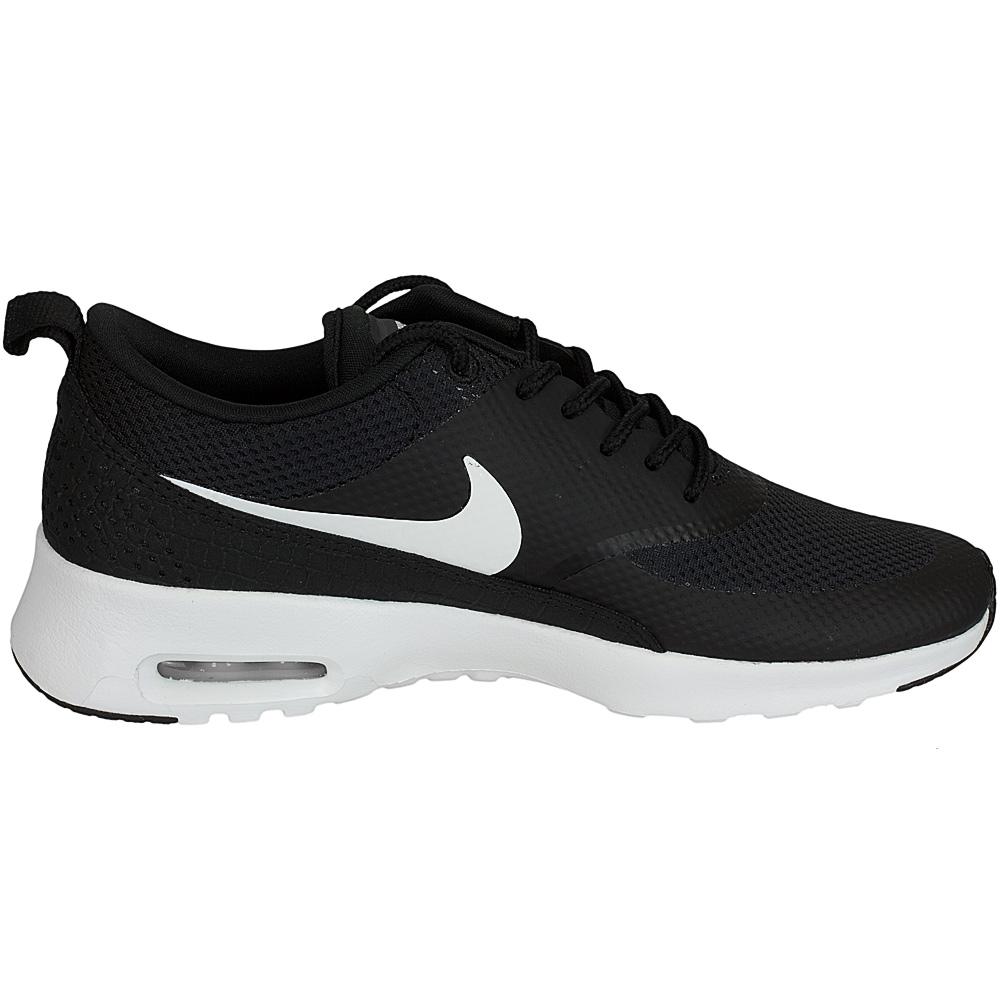 Nike Damen Schwarz Weiß
