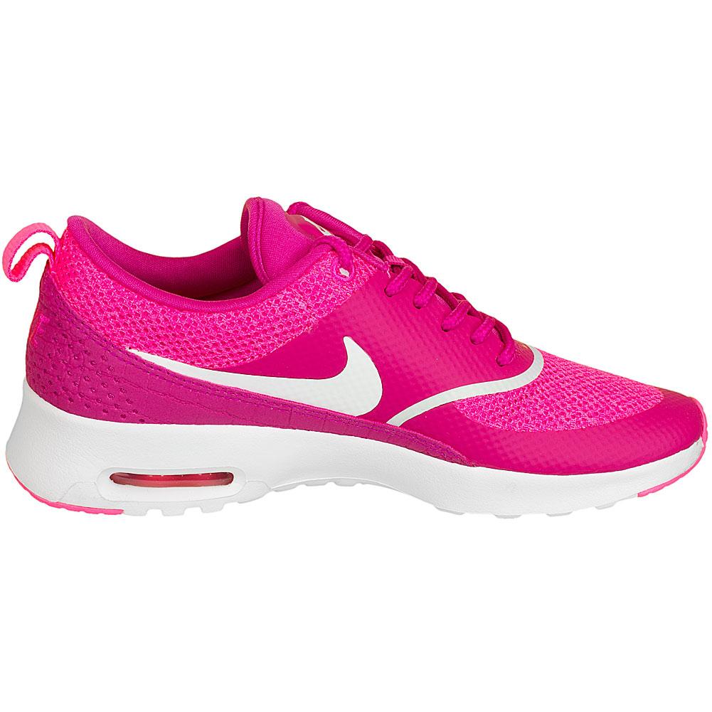 Nike Damen Sneaker Air Max Thea pinkweiß