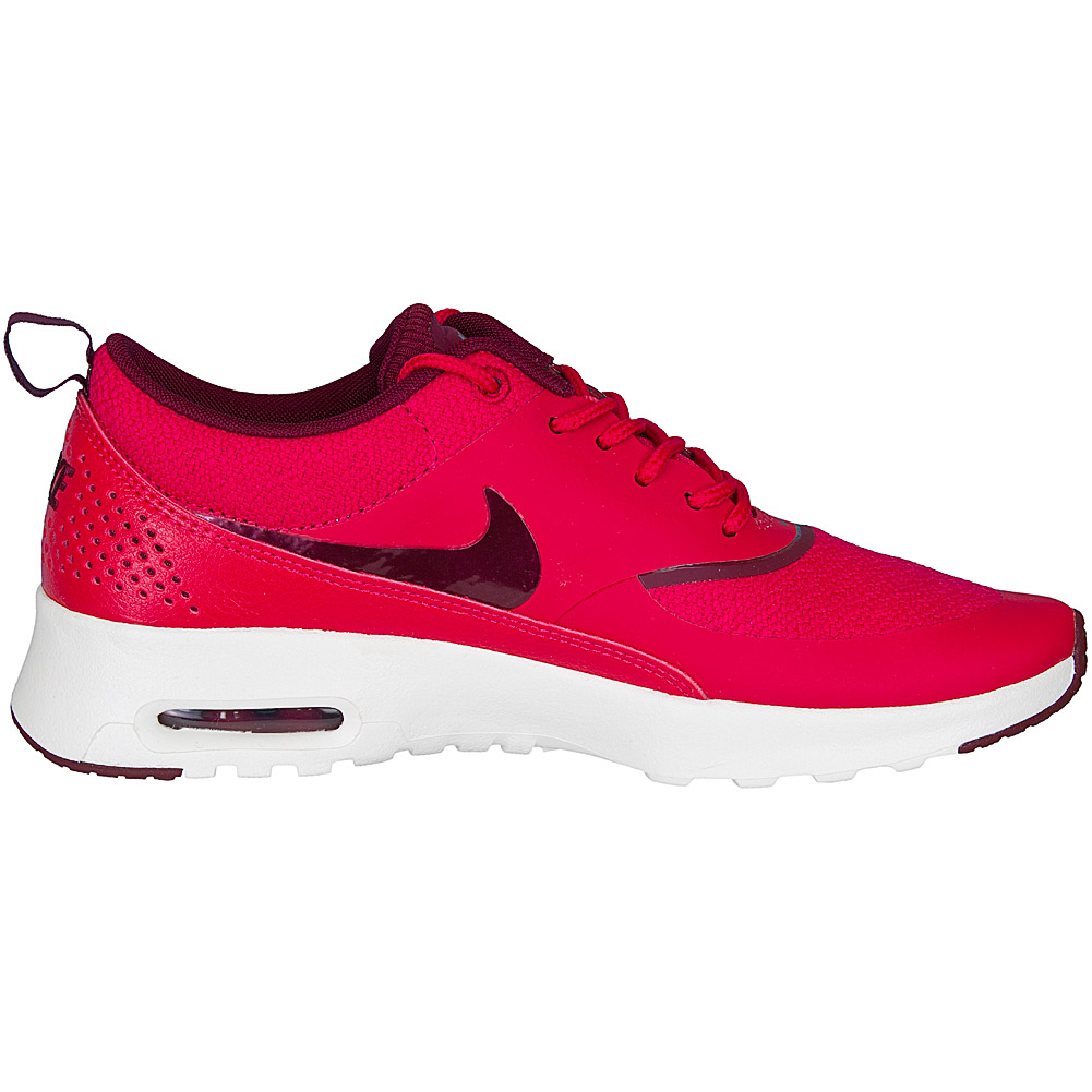 nike air max thea sneaker damen rot. Black Bedroom Furniture Sets. Home Design Ideas