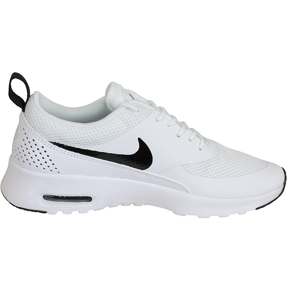 best loved e43ea 9a945 Nike Damen Sneaker Air Max Thea weißschwarz