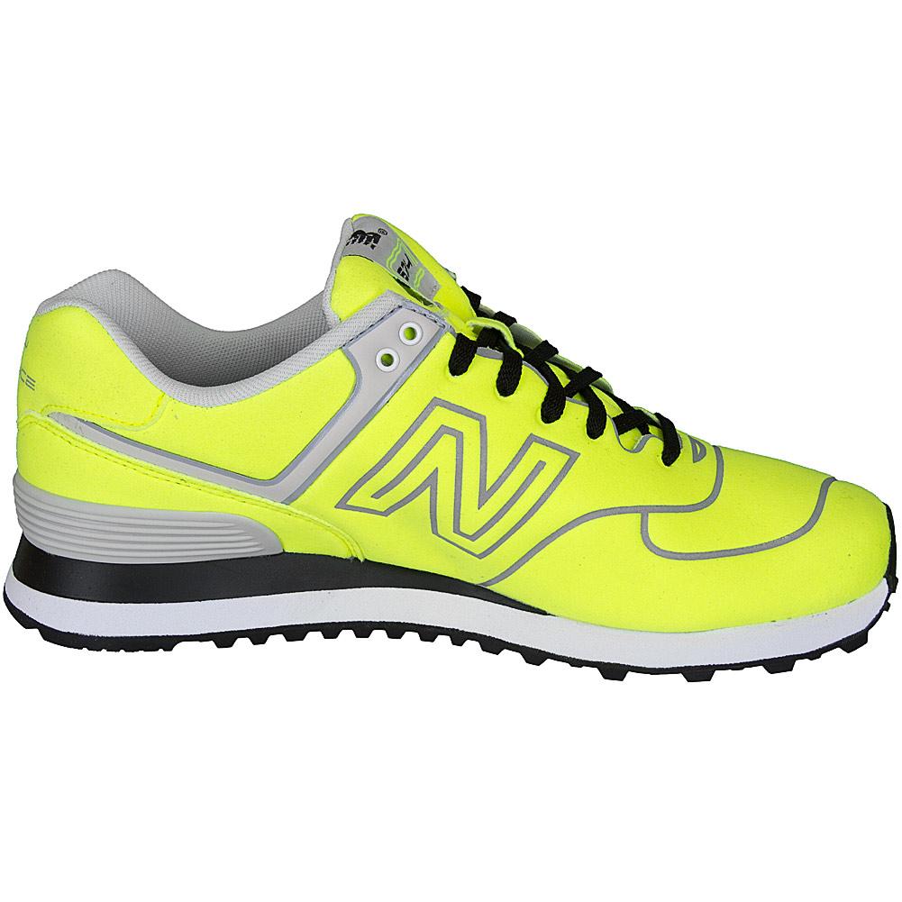 new balance neon gelb