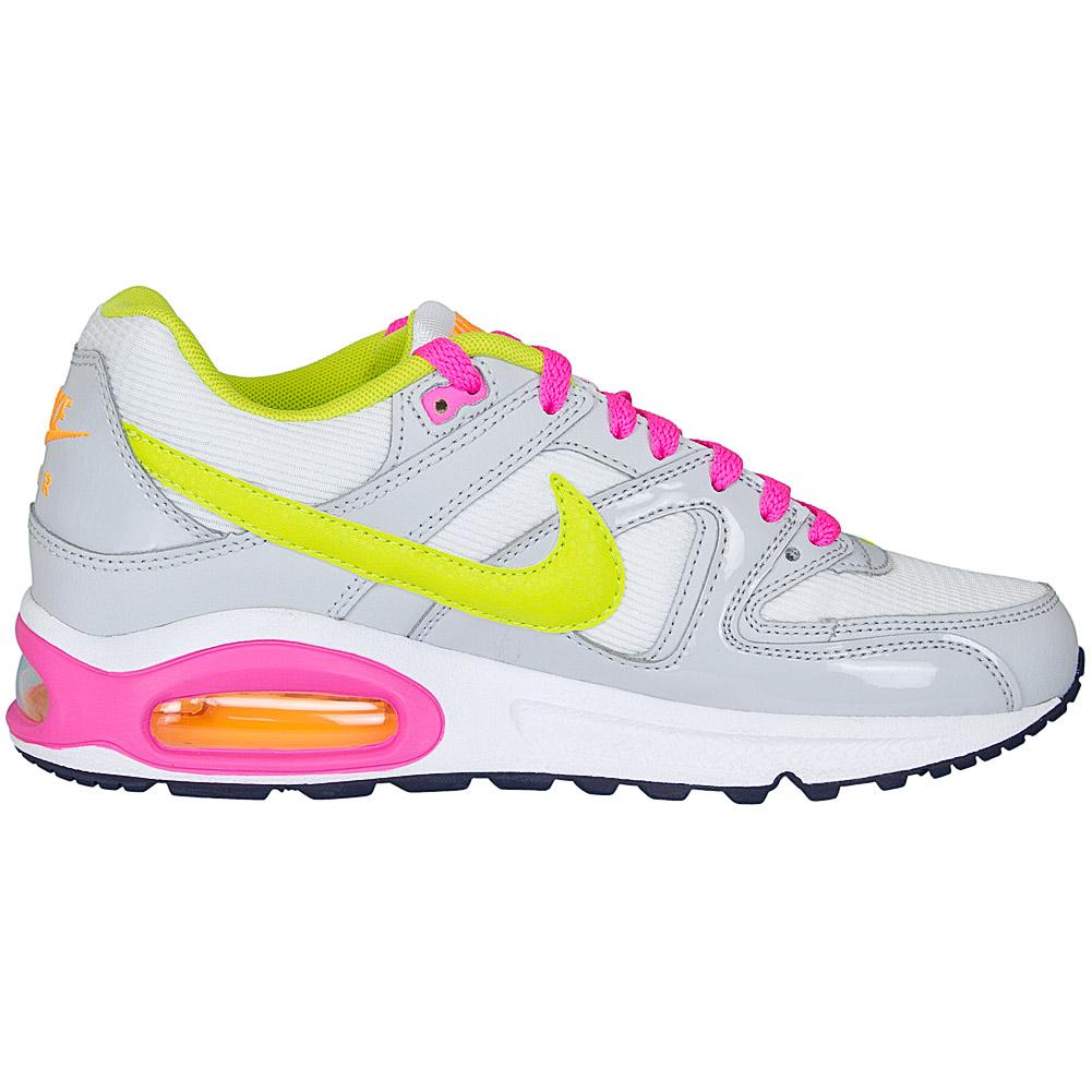 nike air max command damen-sneaker white\/pink blush