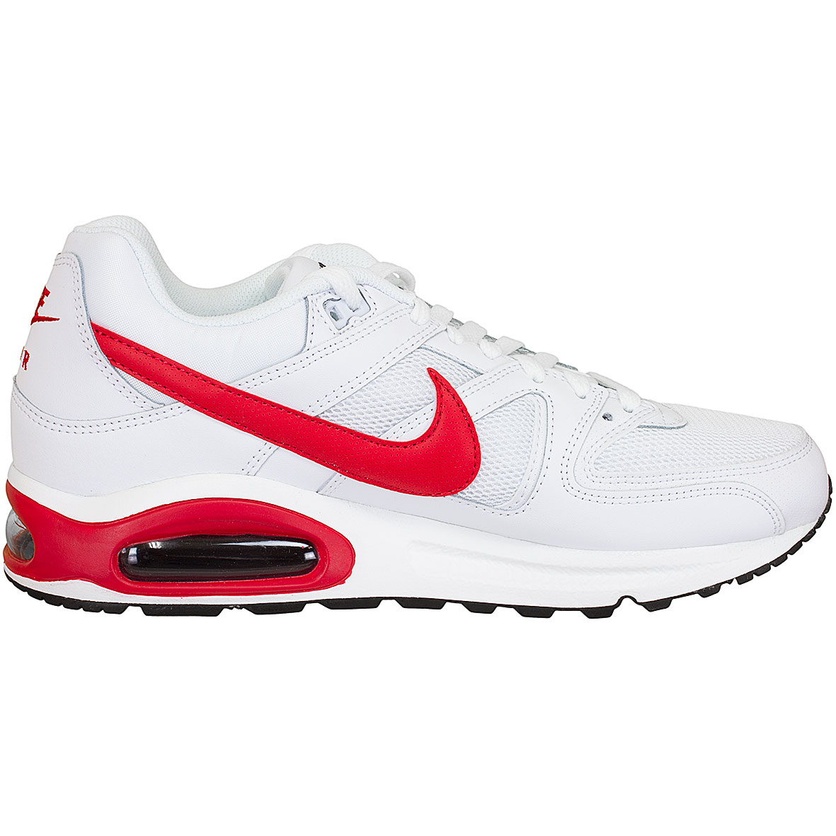 new styles 09370 4e4a6 Nike Sneaker Air Max Command weiß rot