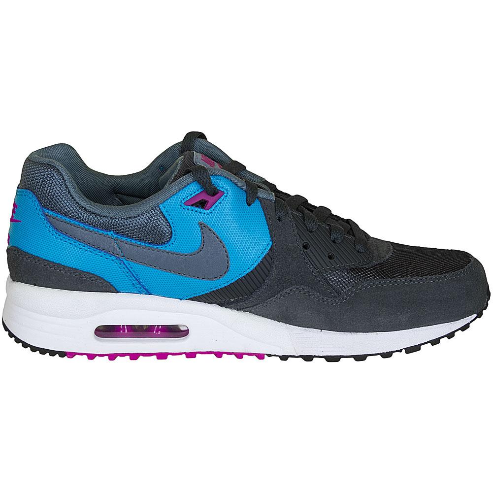 Nike Sneaker Grau Blau