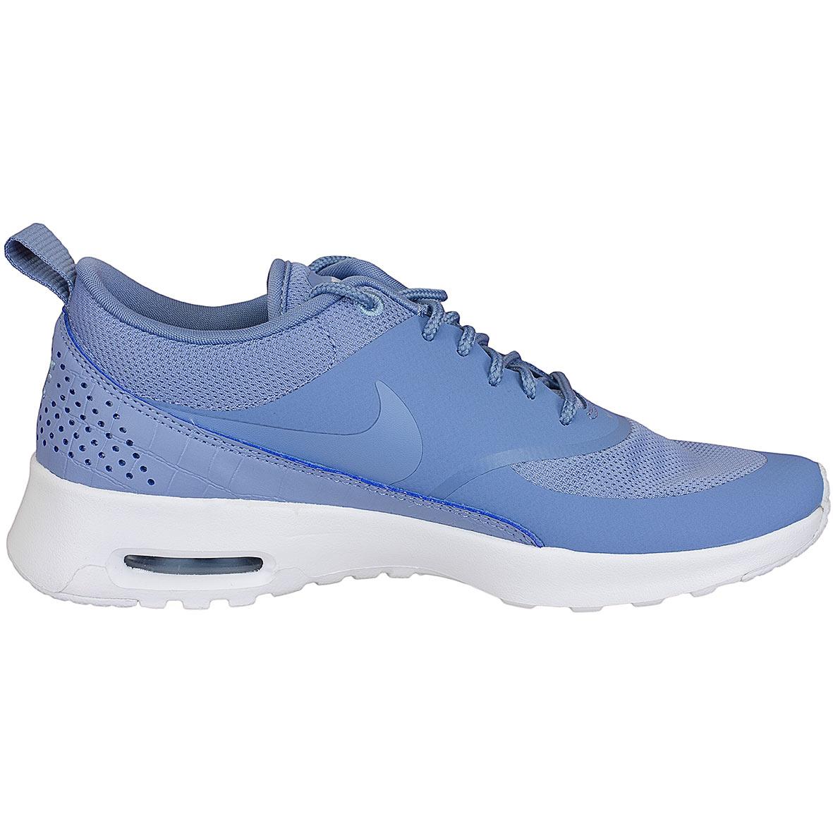 nike damen sneaker air max thea blau hier bestellen. Black Bedroom Furniture Sets. Home Design Ideas