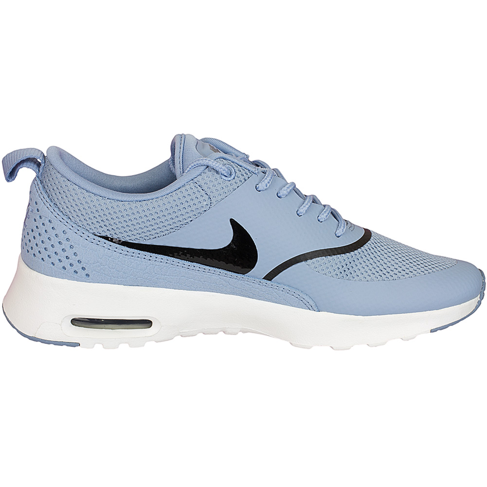 nike damen sneaker air max thea blau schwarz hier bestellen. Black Bedroom Furniture Sets. Home Design Ideas