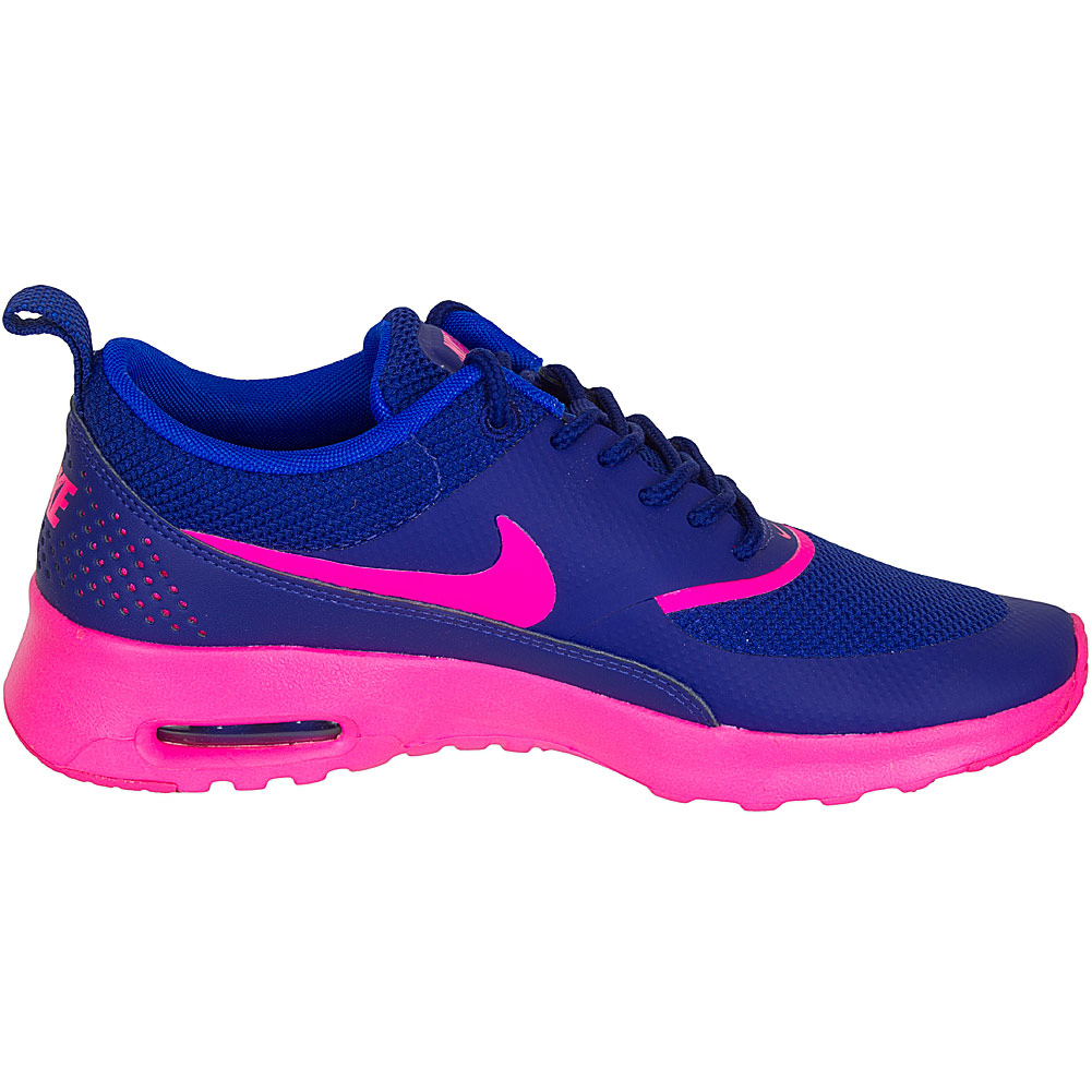 nike air max thea weiss pink