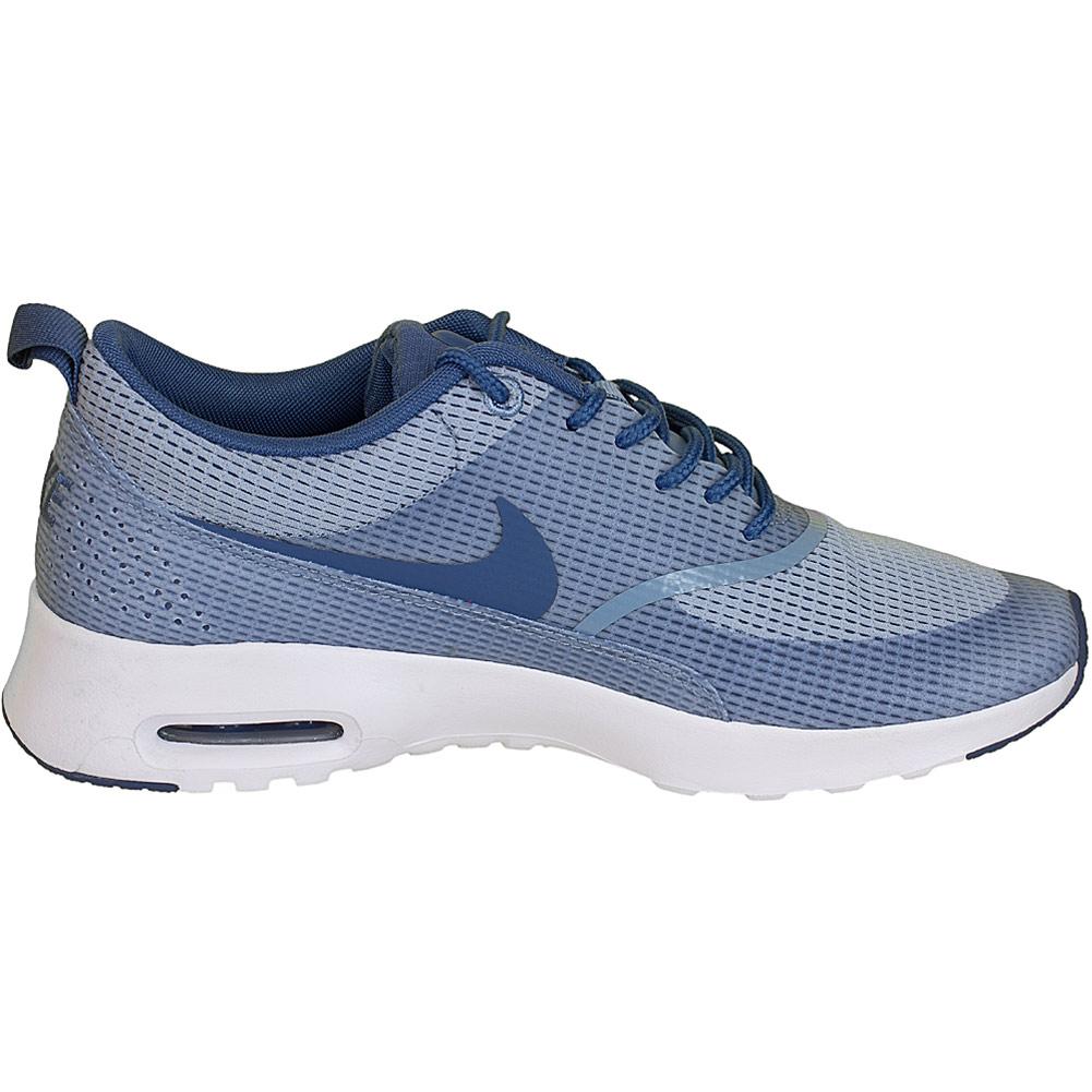 cheap for discount pretty cool cheaper ☆ Nike Damen Sneaker Air Max Thea Textile blau/grau - hier ...