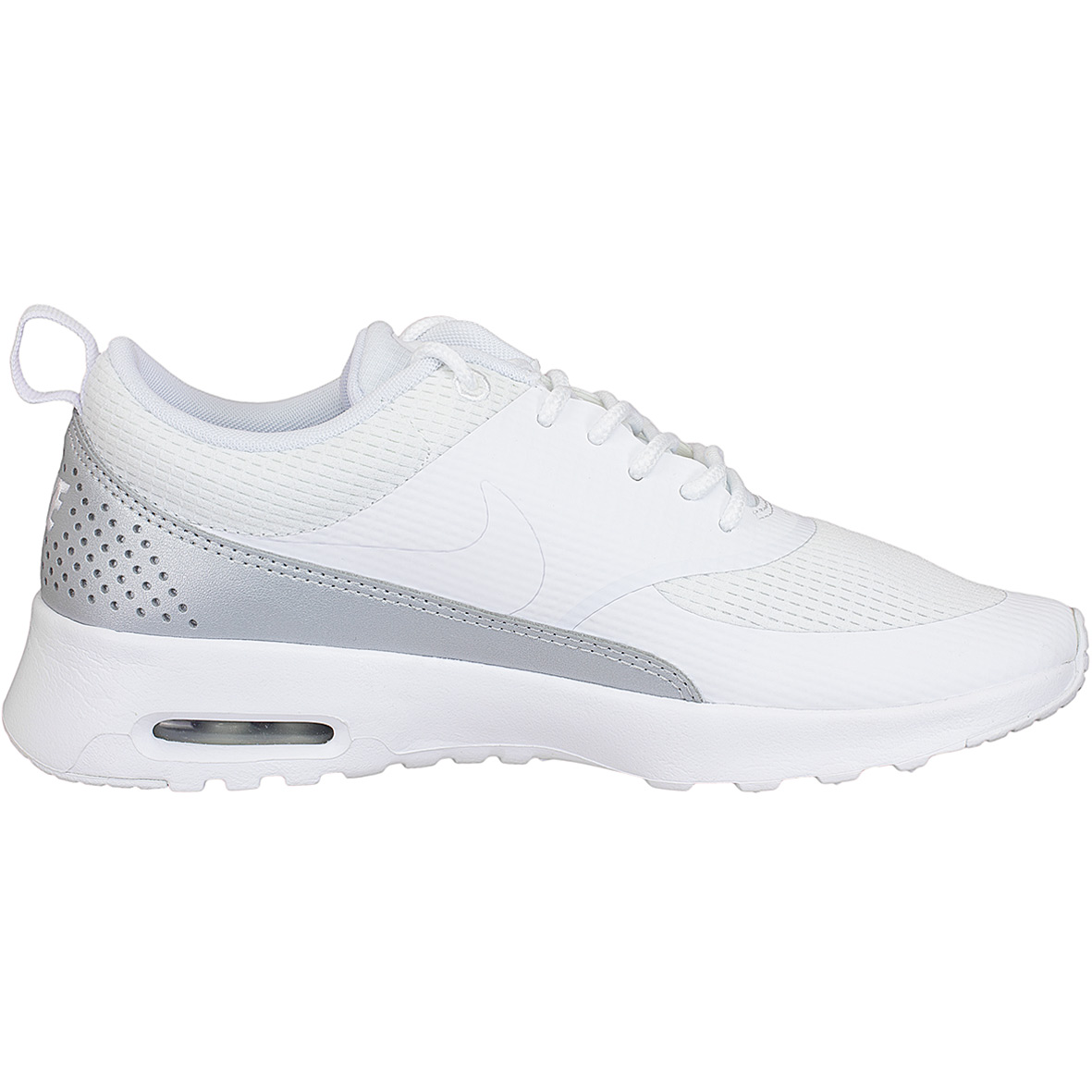 newest 00be2 e7c51 Nike Damen Sneaker Air Max Thea weißgrau