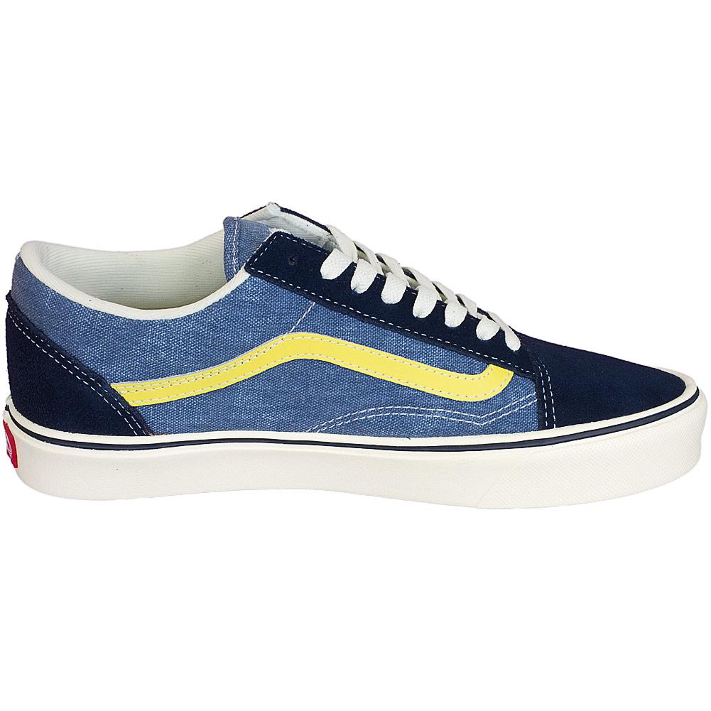 Vans Sneaker Old Skool Lite Blau Gelb Hier Bestellen