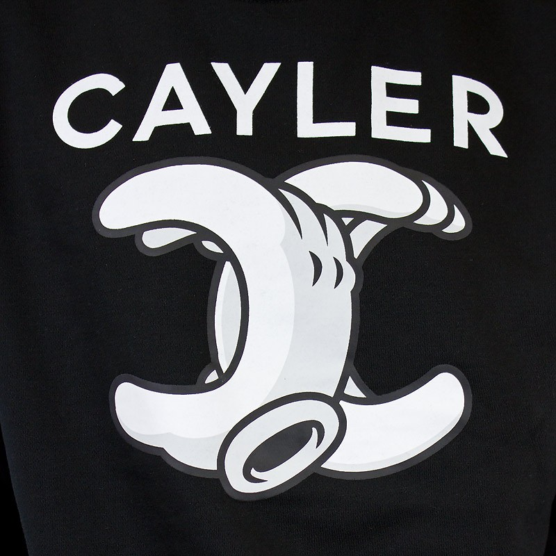 cayler sons sweatshirt no 1 black white hier bestellen. Black Bedroom Furniture Sets. Home Design Ideas