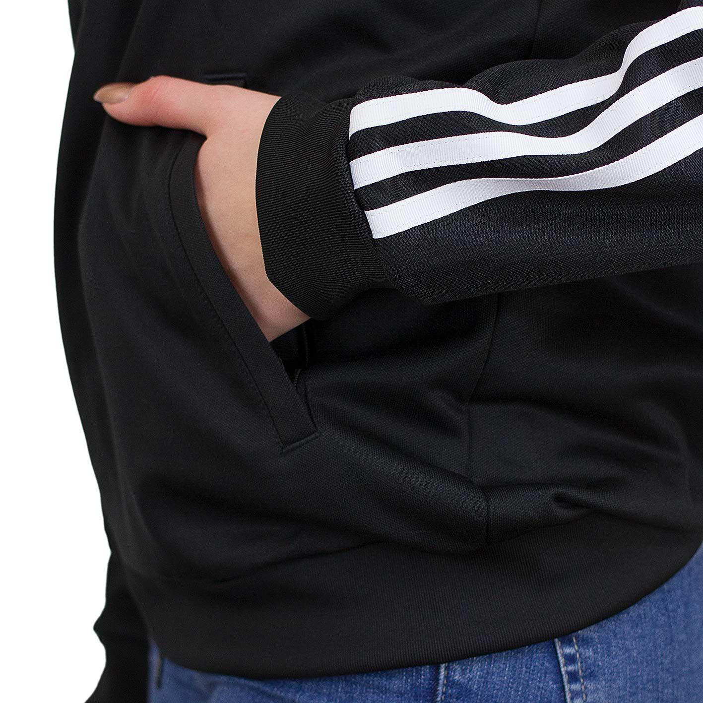 ☆ Adidas Originals Damen Trainingsjacke Contempt BB schwarz weiß ... 3cdef3e6c1