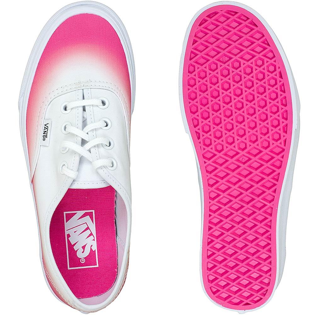 vans damen sneakers rosa