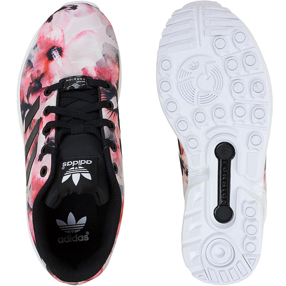 Adidas Zx Flux Hibiskus