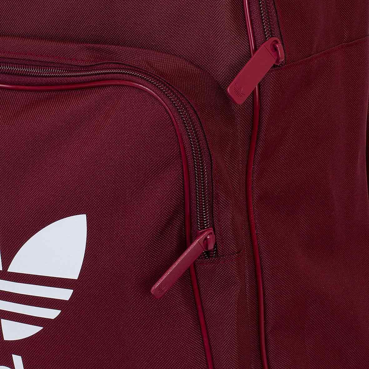 new cheap low priced aliexpress ☆ Adidas Originals Rucksack Classic Trefoil weinrot - hier ...