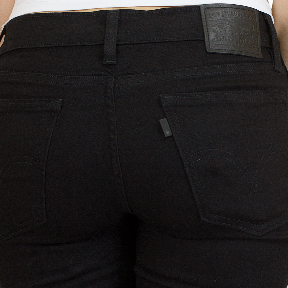 levis damen jeans the revolver line 8 schwarz hier. Black Bedroom Furniture Sets. Home Design Ideas