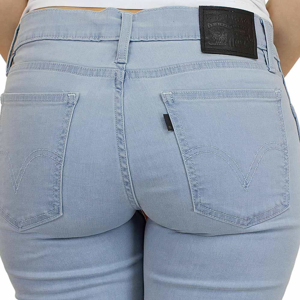 levis damen jeans the revolver line 8 hellblau hier bestellen. Black Bedroom Furniture Sets. Home Design Ideas