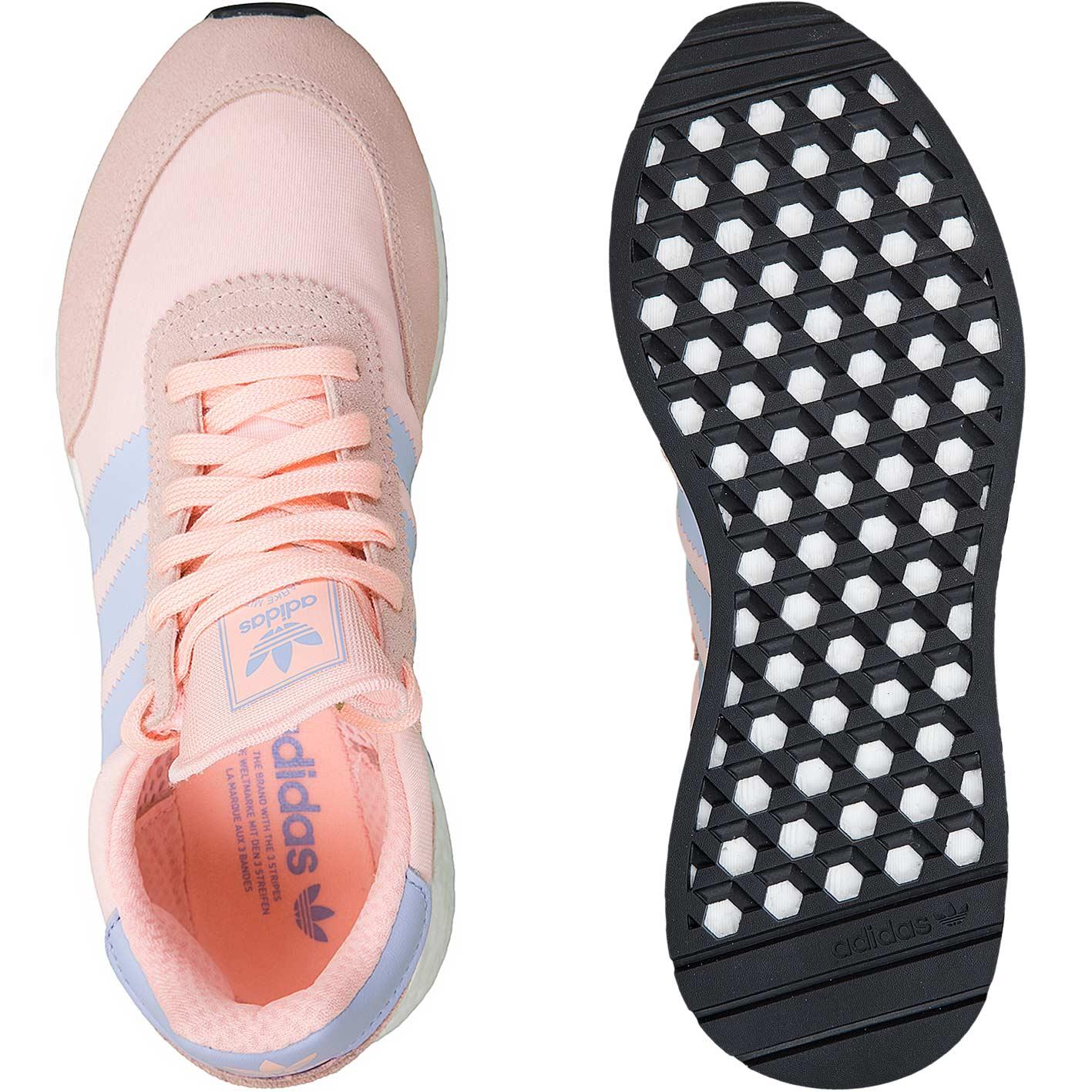 Adidas sneaker damen blau pink |