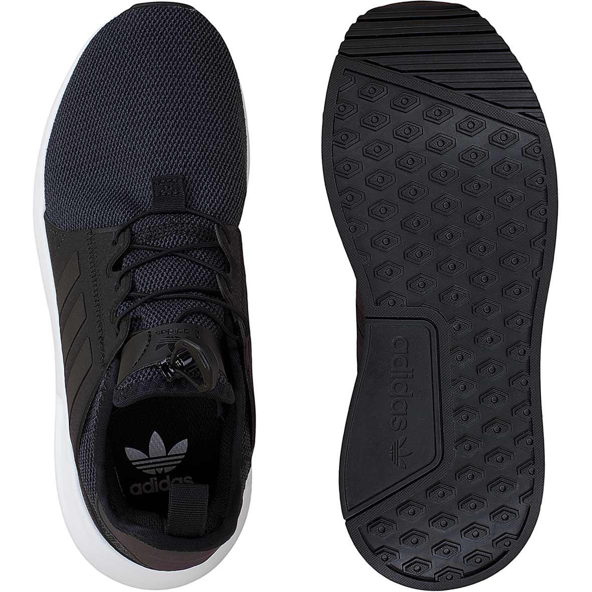 Adidas originals damen sneaker x plr schwarz schwarz for Schwarzer schuhschrank