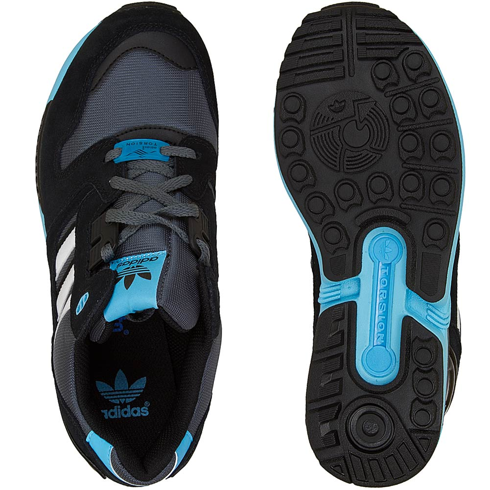 K Che Blau Grau sneaker adidas zx 8000 k grau blau hier bestellen
