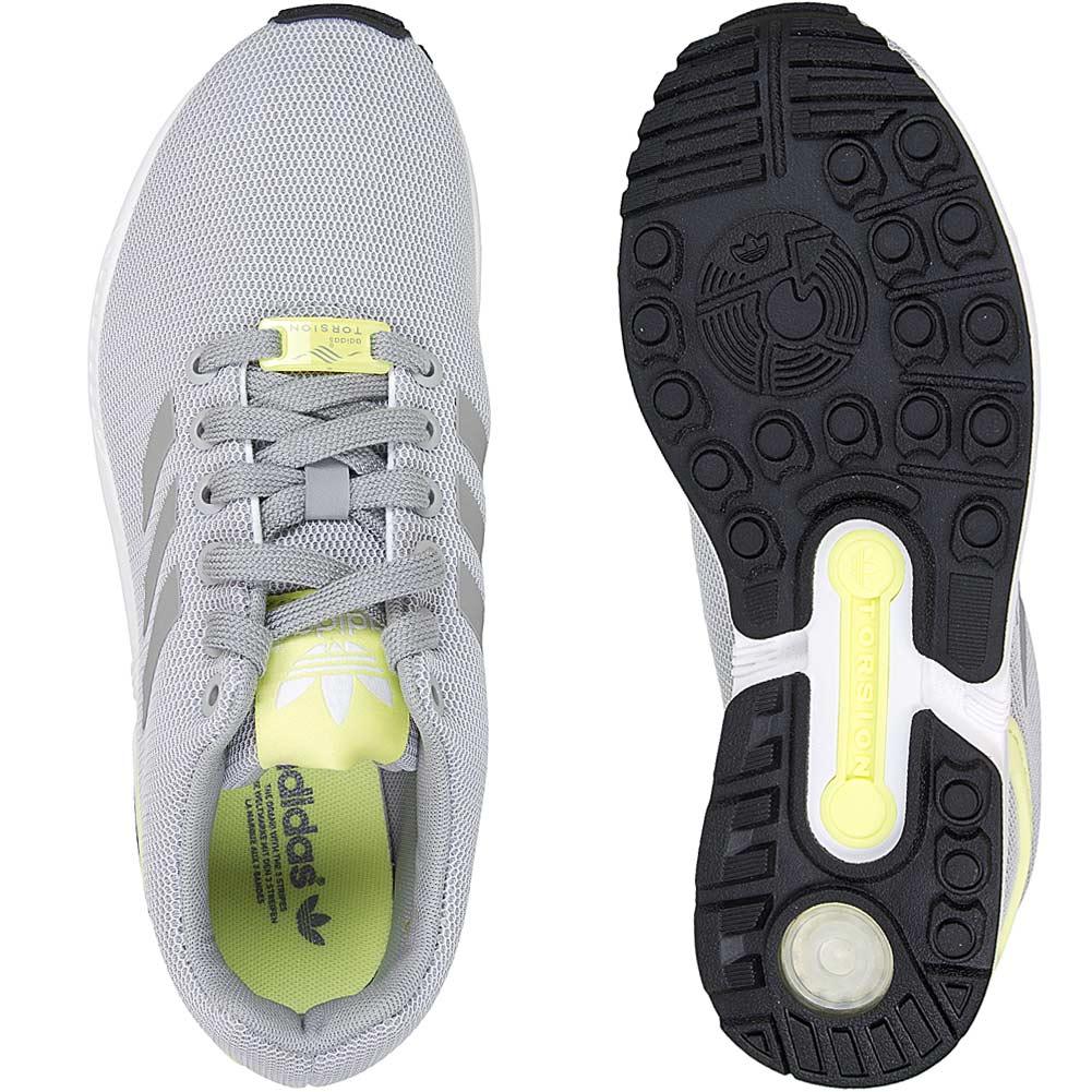 Adidas Zx Flux Grau Gelb