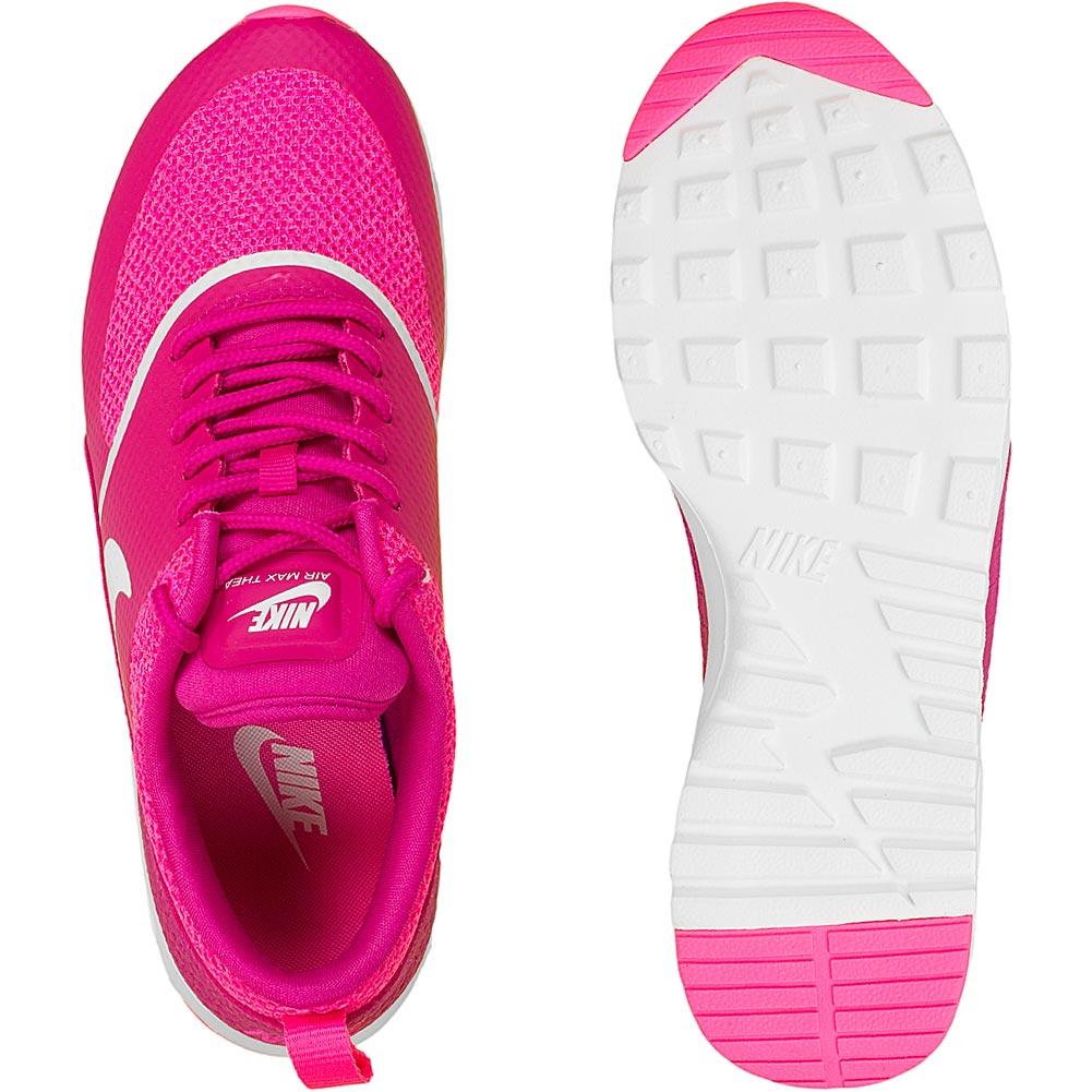 Damen Max Thea pinkweiß Air Nike Sneaker knN80OwPX