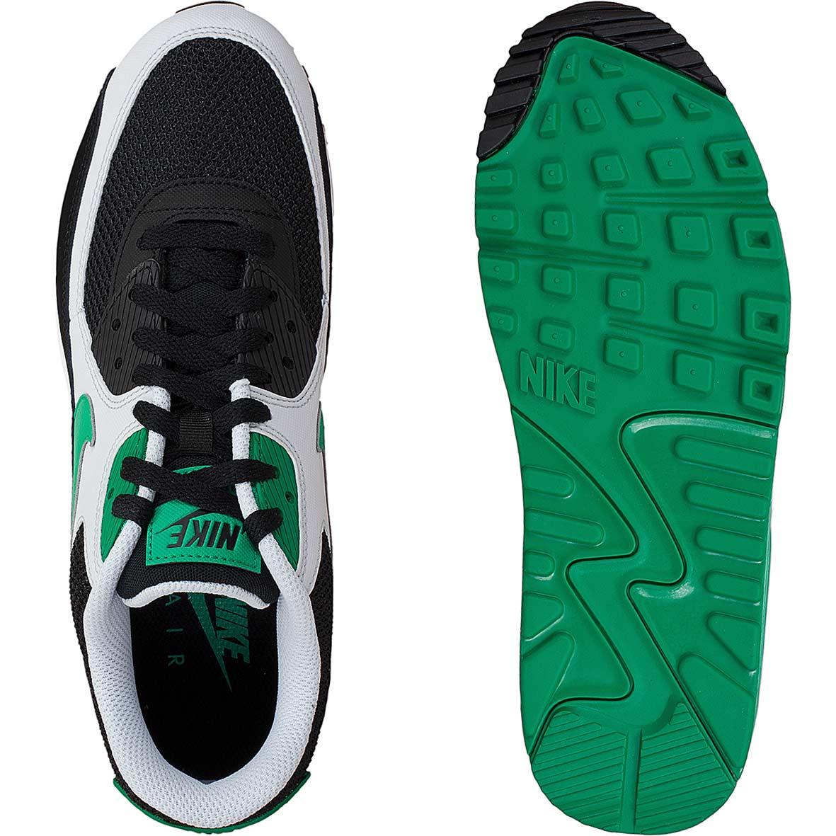 ddca10bc07086c ☆ Nike Sneaker Air Max 90 Essential schwarz grün - hier bestellen!