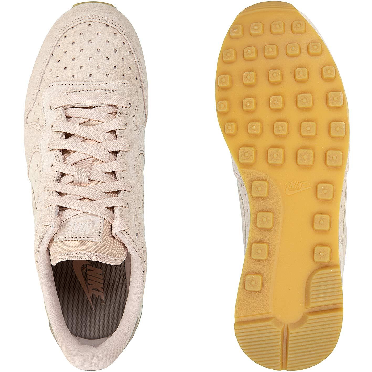 catch biggest discount hot product Nike Damen Sneaker Internationalist Premium rosa