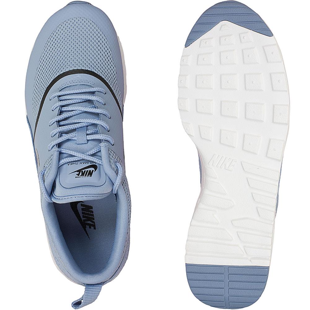 Nike Air Max Thea Blau Schwarz