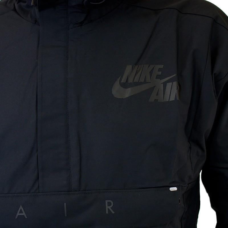 nike heritage half zip jacket black hier bestellen. Black Bedroom Furniture Sets. Home Design Ideas