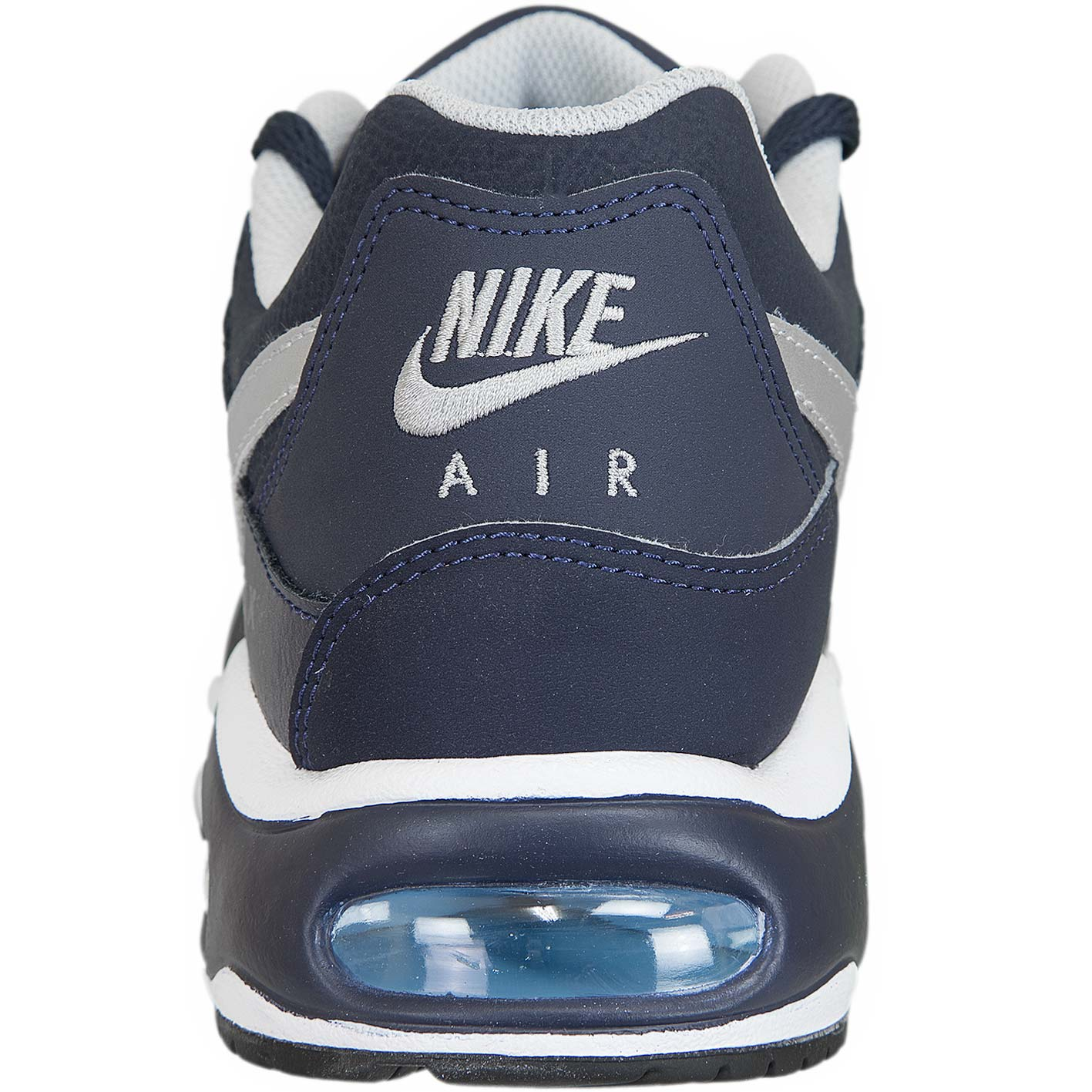 Nike Air Max Command Leather Herren Sneaker ObsidianSilver