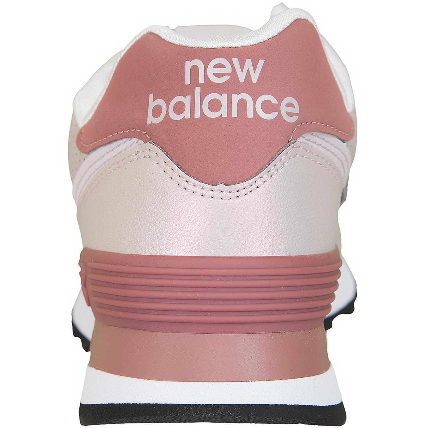 ☆ New Balance Damen Sneaker 574 Synthetik/Leder rosa - hier ...