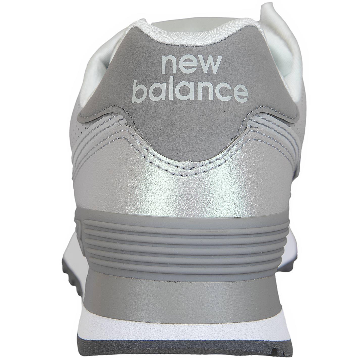 new balance damen 996 grau silber
