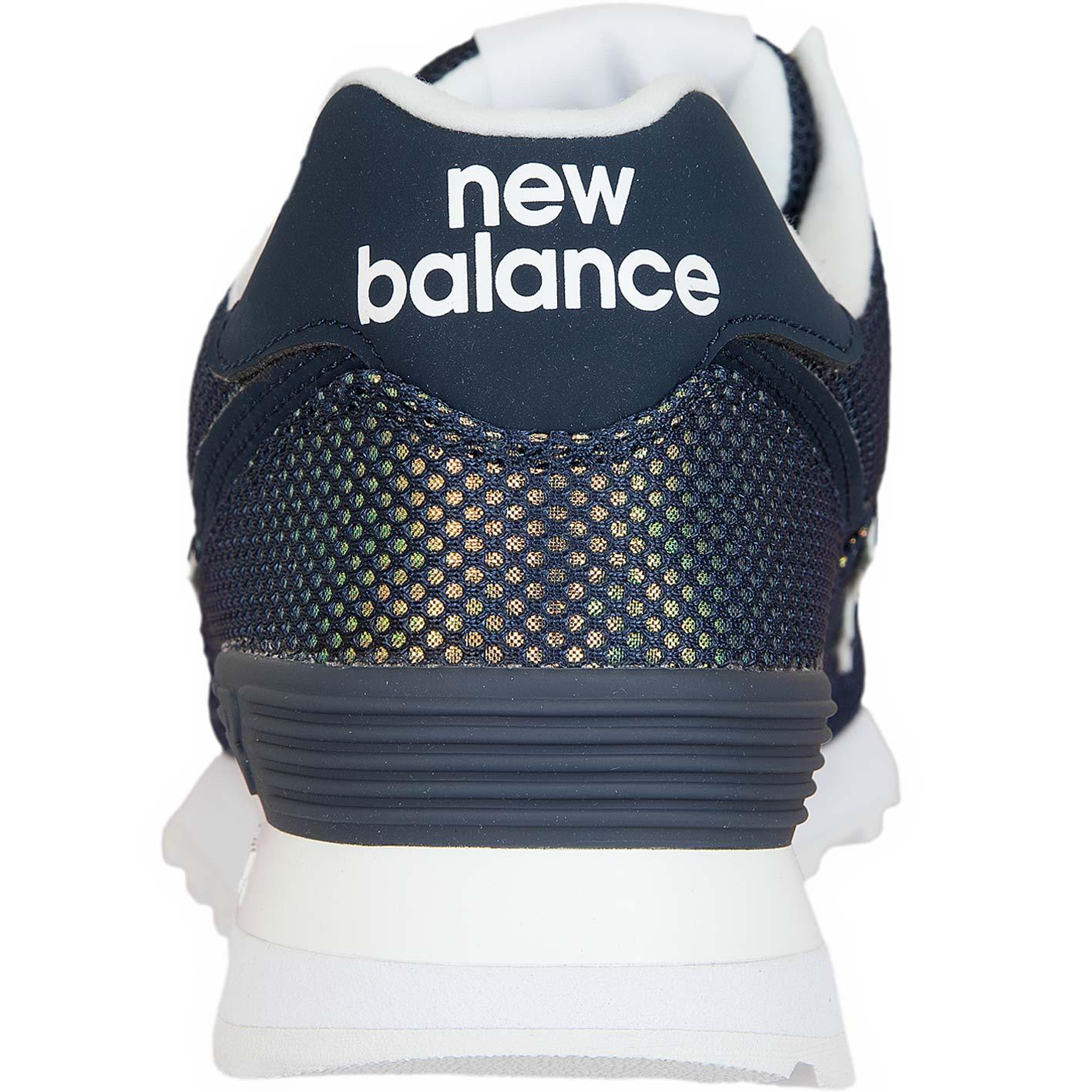 new style fc3d2 d62f5 New Balance Damen Sneaker 574 Textil/Synthetik galaxy dunkelblau
