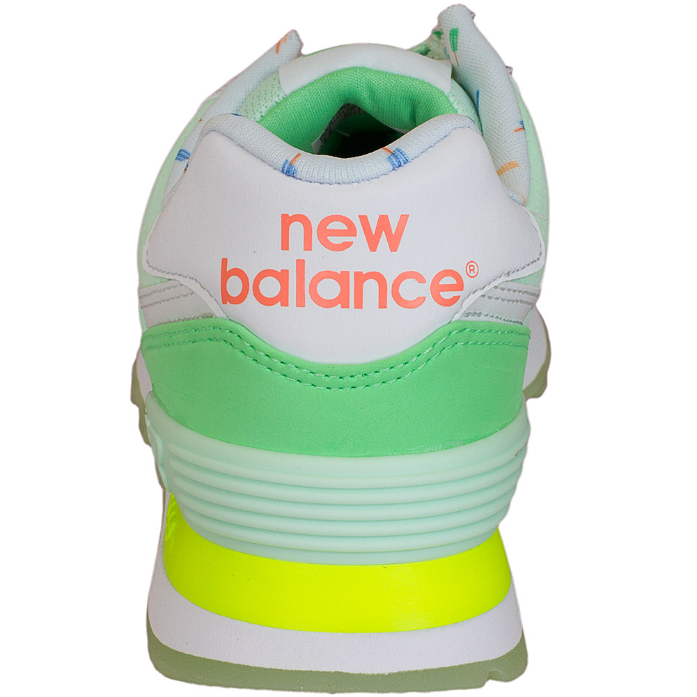 new balance damen sneaker wl 574 b q2 pu gr n hier. Black Bedroom Furniture Sets. Home Design Ideas