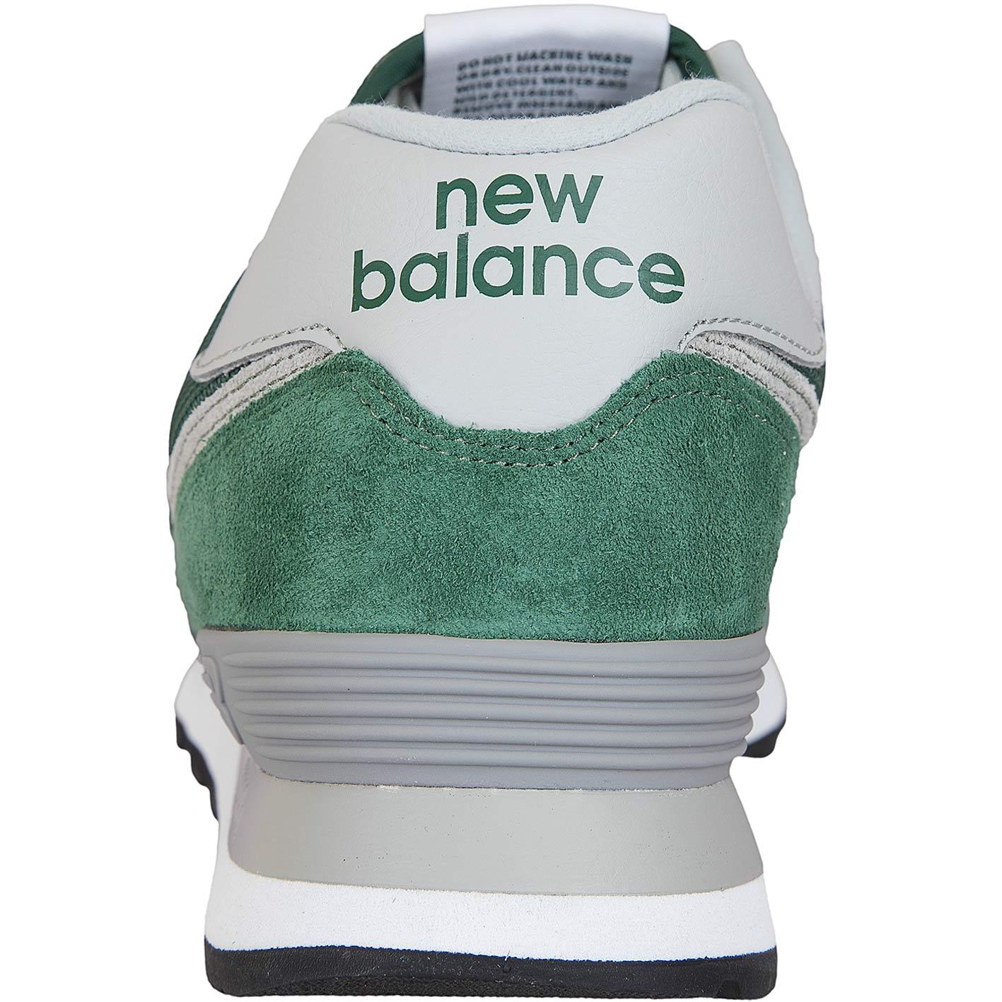 new balance sneaker 574 wildleder mesh synthetik. Black Bedroom Furniture Sets. Home Design Ideas