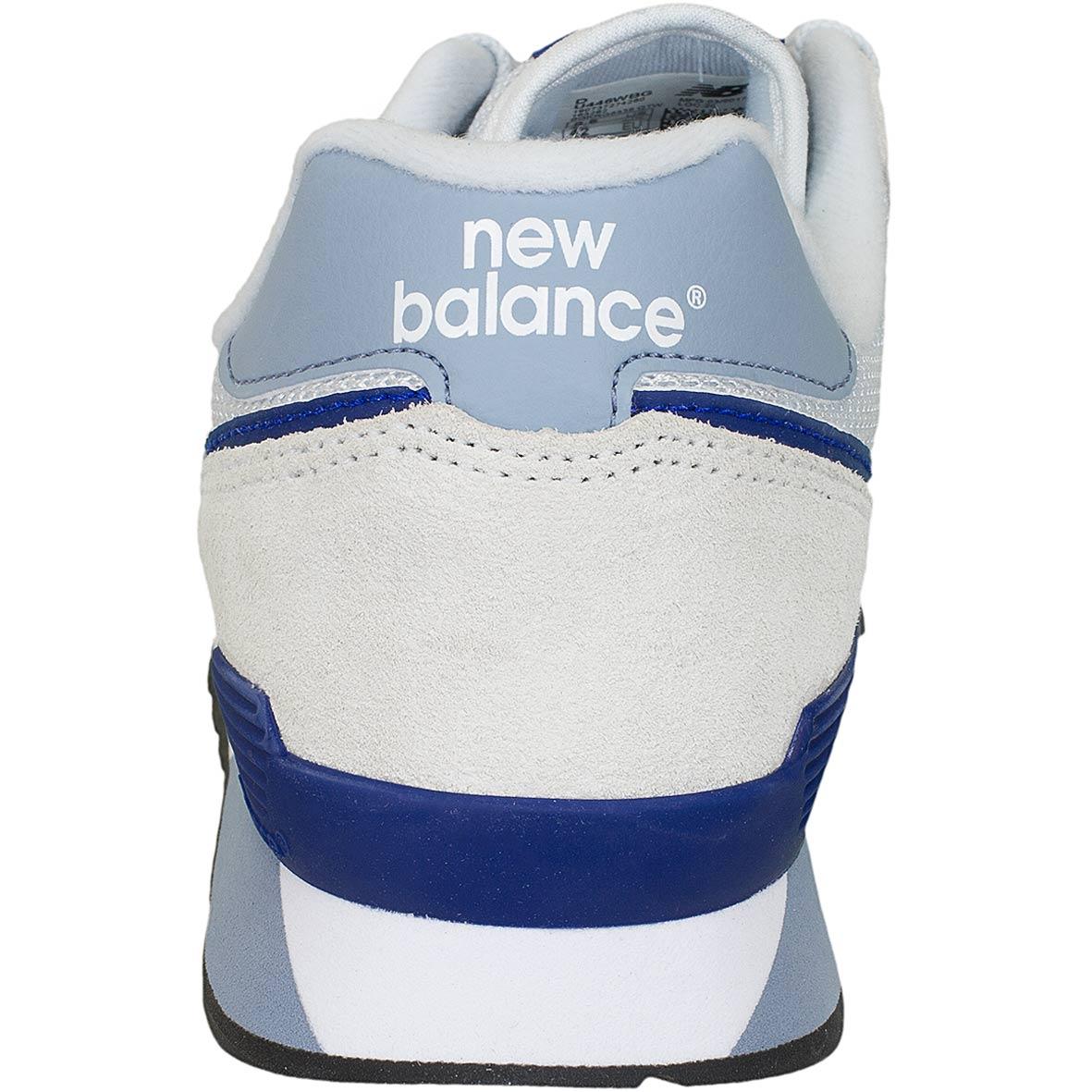 new balance sneaker u446 d wei blau hier bestellen. Black Bedroom Furniture Sets. Home Design Ideas
