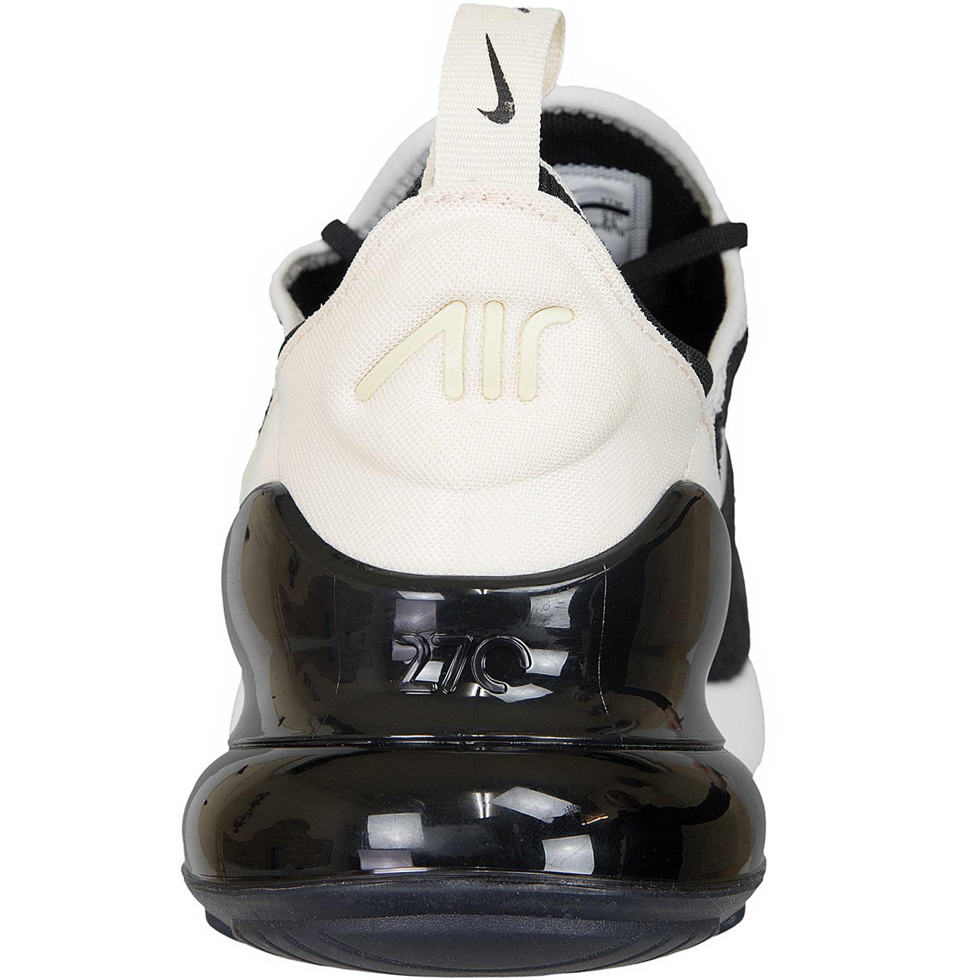 ☆ Nike Damen Sneaker Air Max 270 schwarz/beige/weiß - hier ...
