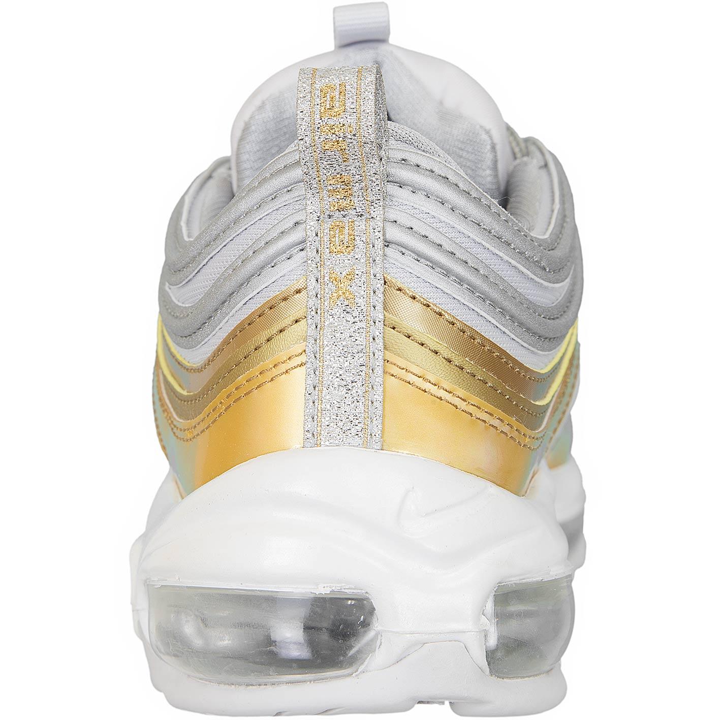 Nike Damen Sneaker Air Max 97 SE grausilber