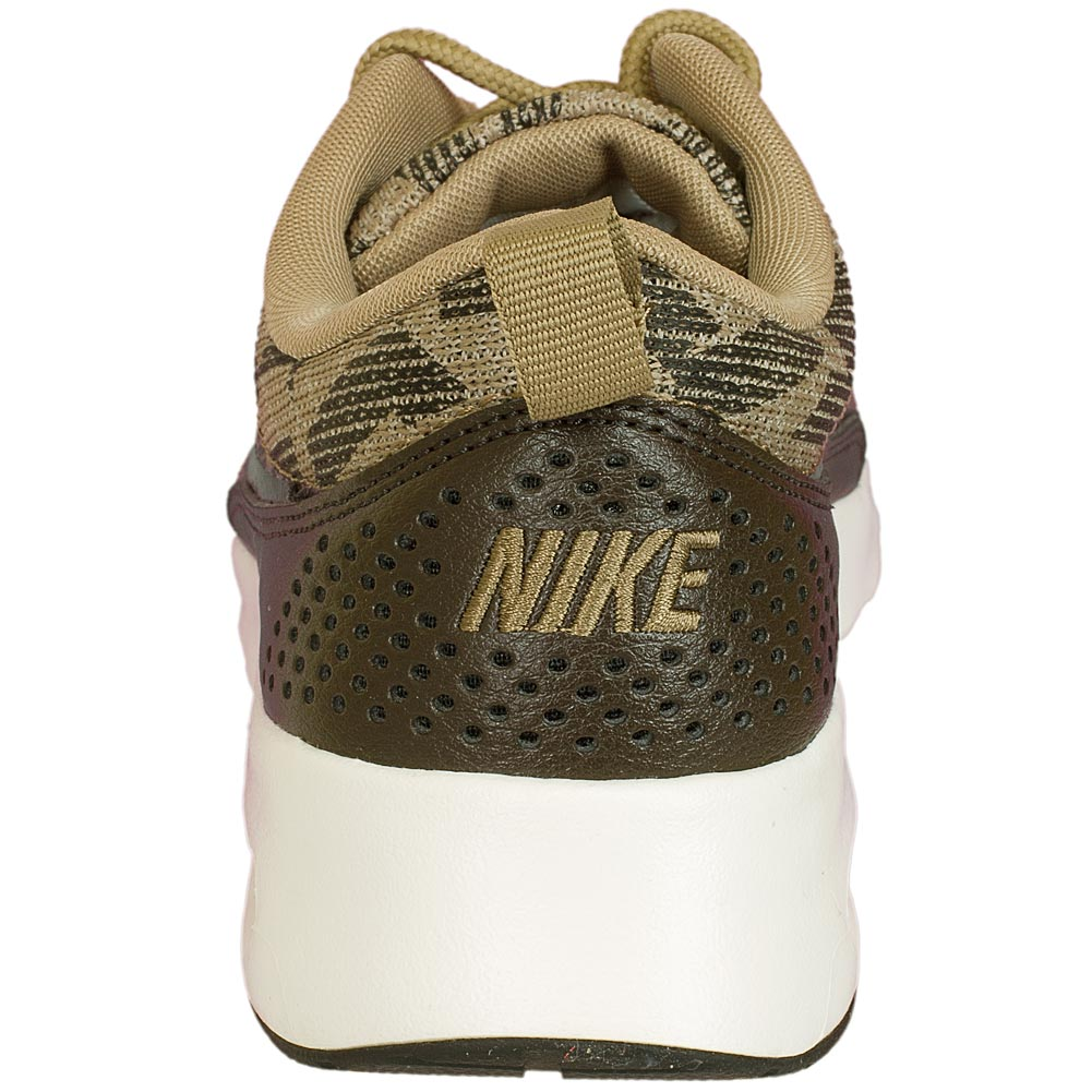 nike damen sneaker air max thea jacquard desert camouflage. Black Bedroom Furniture Sets. Home Design Ideas