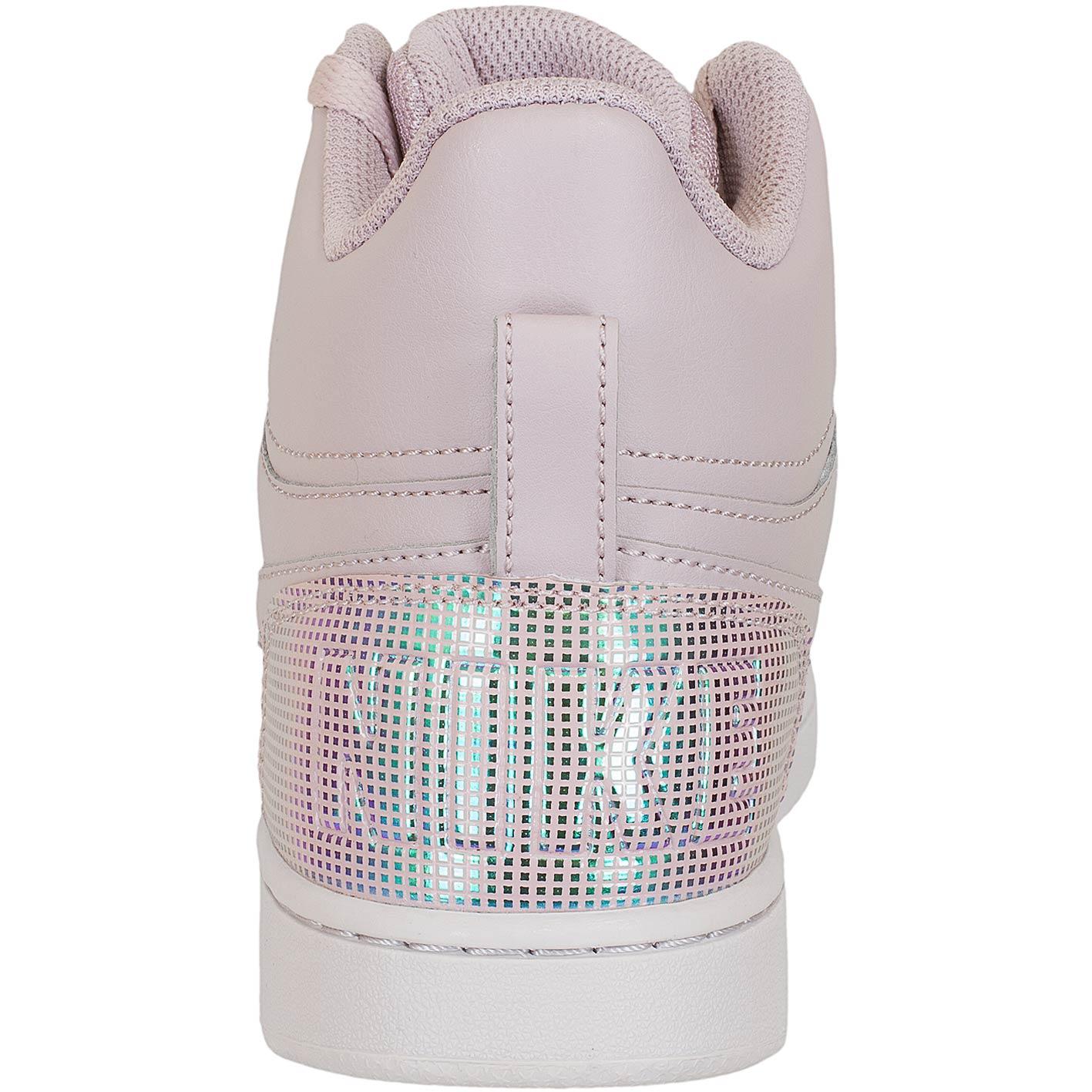 run shoes best authentic new specials ☆ Nike Damen Sneaker Court Borough Mid SE rosa/grau - hier ...