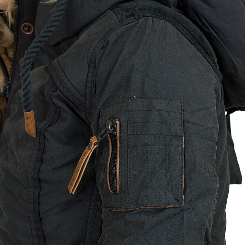 extrem einzigartig Kunden zuerst Markenqualität ☆ Naketano Damen Jacke Shortcut III schwarz - hier bestellen!